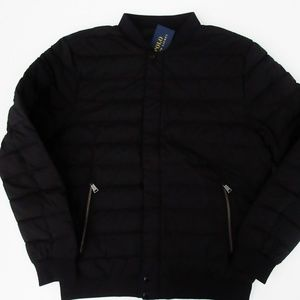 NWT Ralph Lauren Varsity Down Packable Jacket NEW